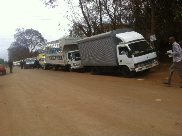 The daily long queues of motor vehicles that report to the Thika Motor Vehicle Inspection Unit has not escaped the attention of Thika residents, ...