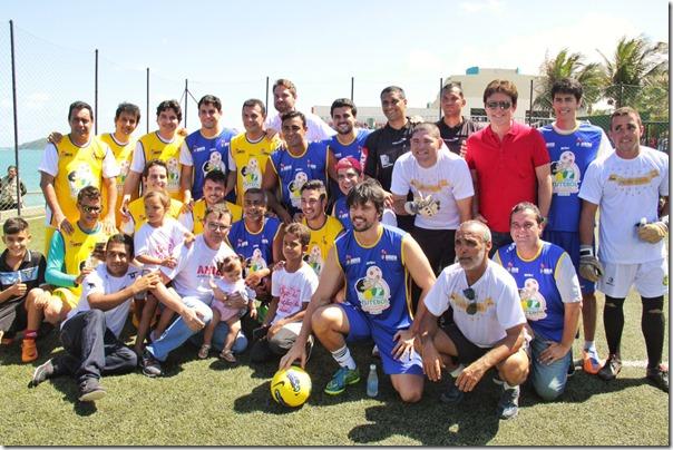Futebol Solidario 1