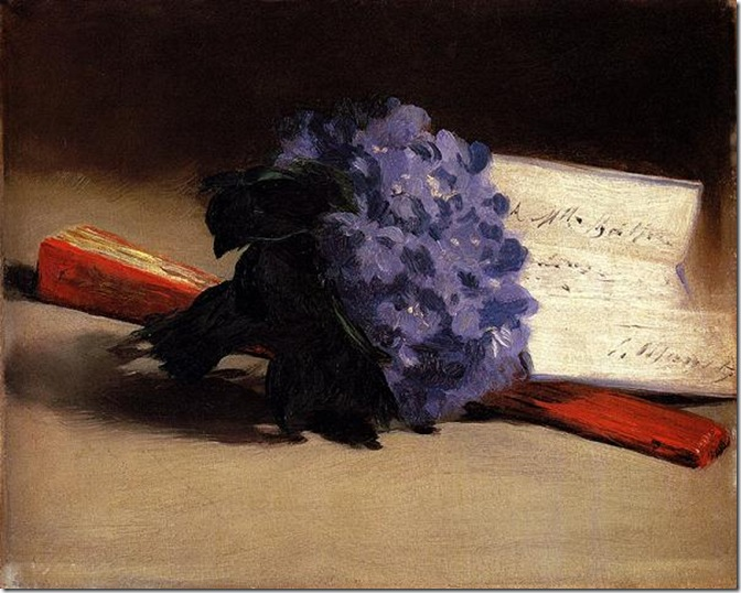 Manet_bouquet_violets