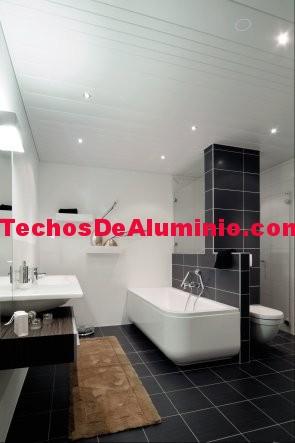 Techos aluminio Villaverde