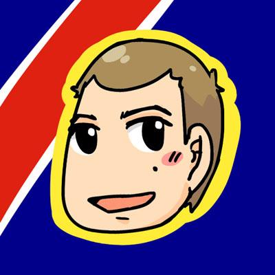 Пол ди Реста в стиле комикса сезона 2012