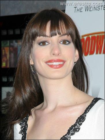 Anne Hathaway34.