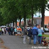 Rommelmarkt aan Zuidwendingerweg Nieuwe Pekela 2015 - Foto's Harry Wolterman