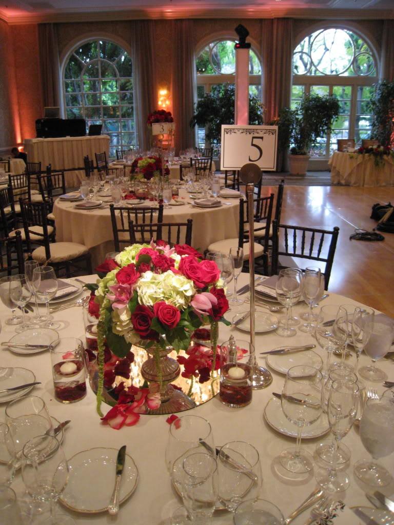Wedding Centerpiece Ideas (Red