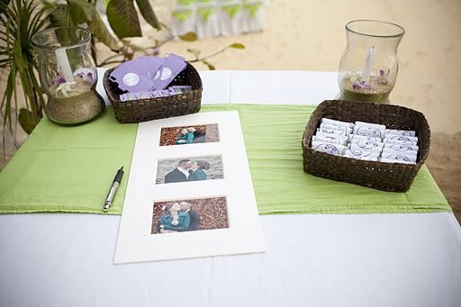 Re: Wedding Favor Ideas