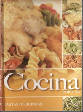 Cocina popular pastas deliciosas la galletita de nuez for La cocina popular