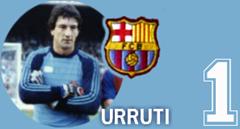 Barcelona 1984 - Urruti