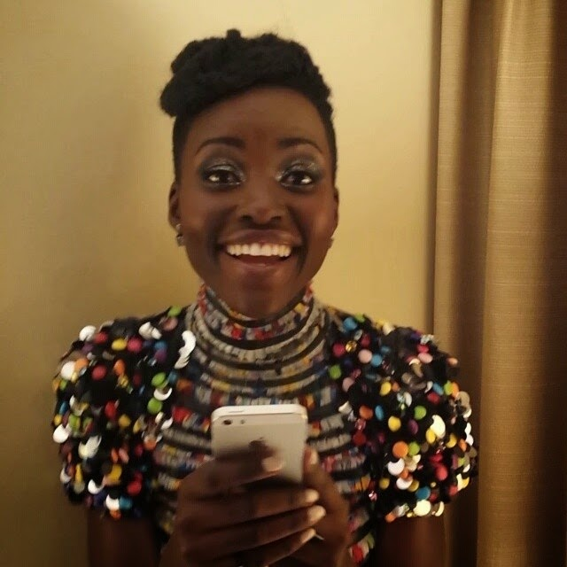 Lupita Nyong'o To Fly To South Africa This Week!
