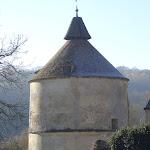 Abbaye Port-Royal des Champs : pigeonnier