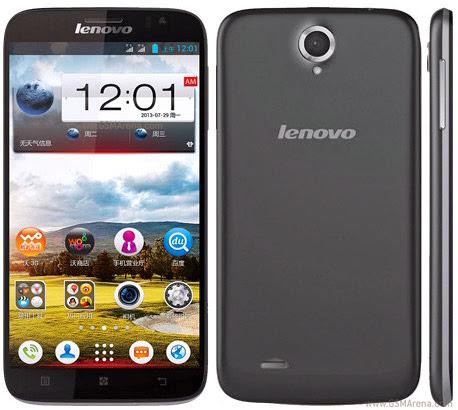 Lenovo A850 - Spesifikasi Lengkap dan Harga
