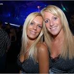blondes at sensation in Amsterdam, Noord Holland, Netherlands
