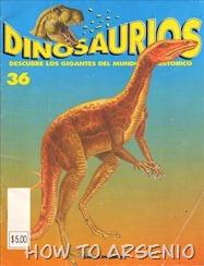 P00036 - Dinosaurios #36