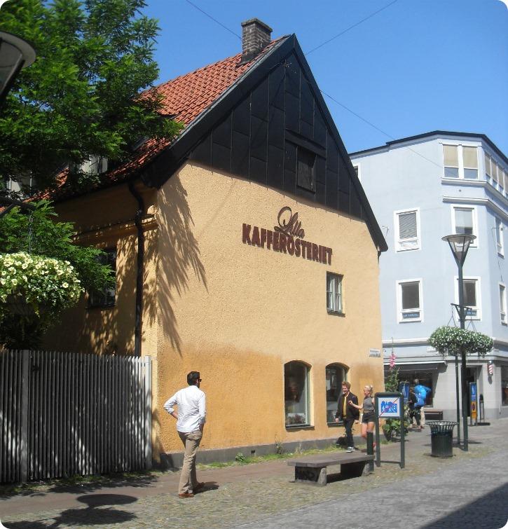 Lilla Kafferosteriet - Malmø