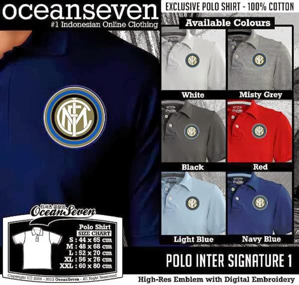 POLO Inter Milan Signature distro ocean seven