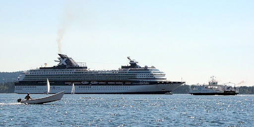 Celebrity Century at Nanaimo