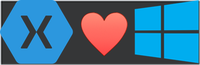 Xamarin-Heart-Windows