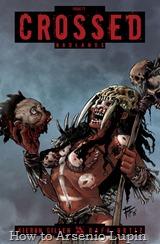 Actualización 24/07/2015: Martinchoginer trae Crossed Badlands número 77 tradumaqueteado por Ele.