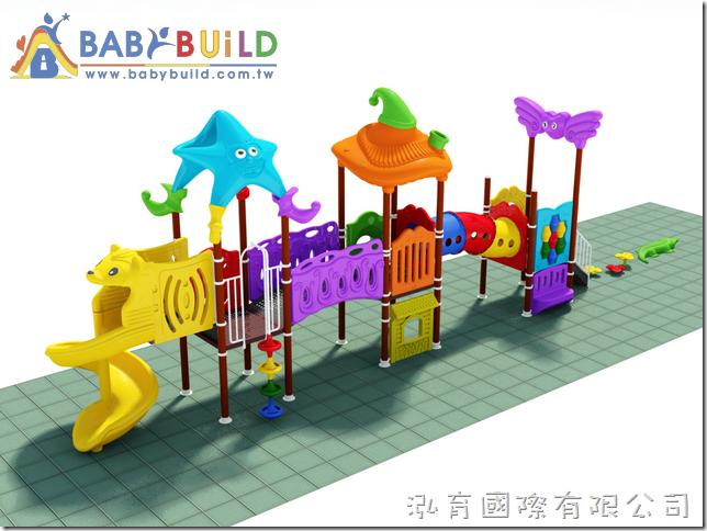BabyBuild兒童遊具設計規劃