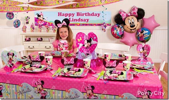 fiesta cumpleaños minnie decoracion (27)