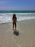 Playing on the beach in Destin FL 03182012j
