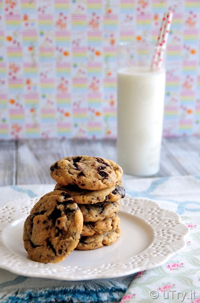 Check out How to Make the Best Soft and Chewy Chocolate Chip/chunk Cookies from scratch.  A must have recipe for everyone, especially around the holidays!!!   http://uTry.it