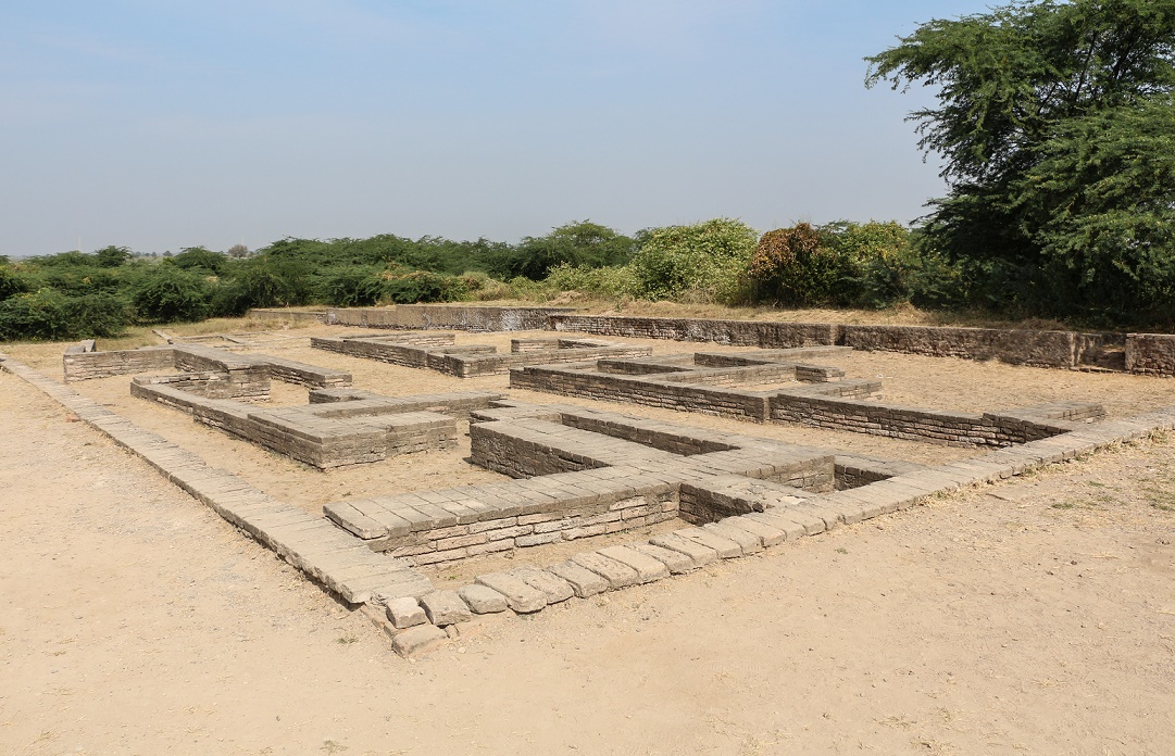 Lothal, 4,400-year-old `City of Dead', being killed slowly