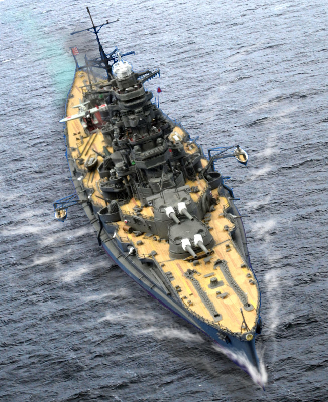 金剛型戦艦の画像 p1_34