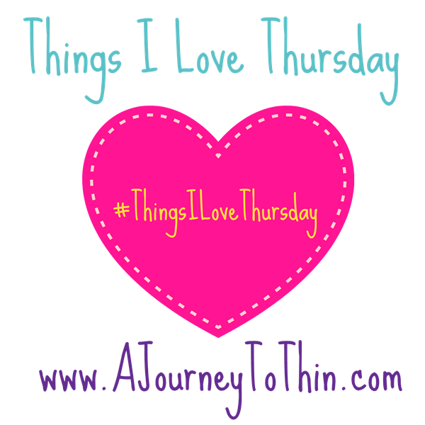 Things I Love Thursday 9-17