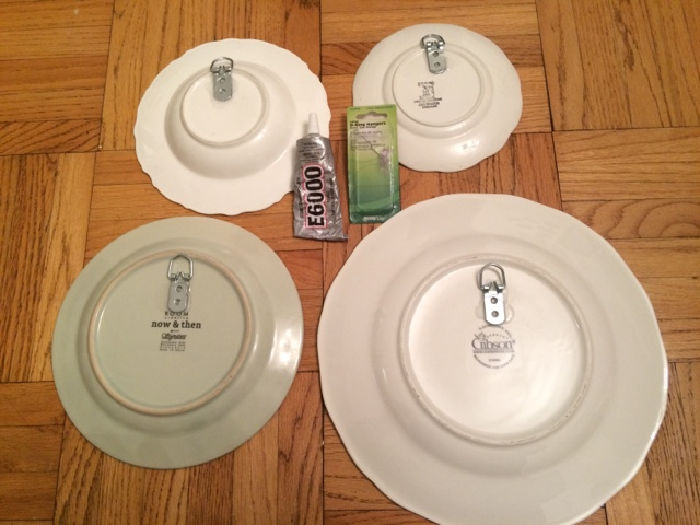 Thatu0027s not precise but after tax I paid about $12 to be able to hang my plates. (Not bad when previously I thought I was looking at like $35ish.) & Walking with Dancers: Hanging Decorative Plates For Less