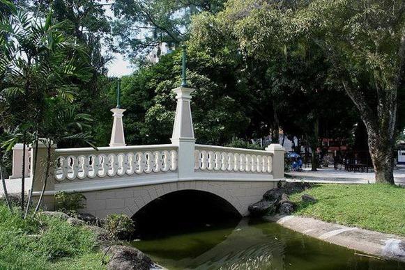 Ponte, Praça Batista Campos - Belém do Parà, foto:Fada Azul su apontador.com.br