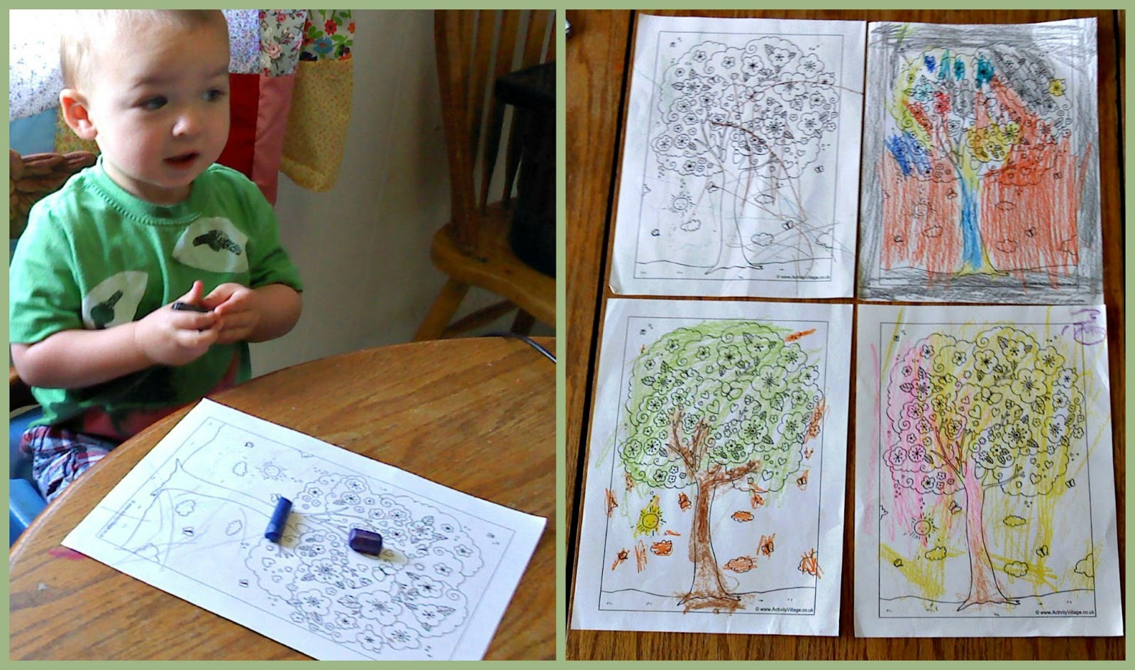 Coloring Pages DLTK's Crafts for Kids