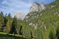 Wie an Tag 7: Nochmal über den Passo di Fedaia (2057m).
