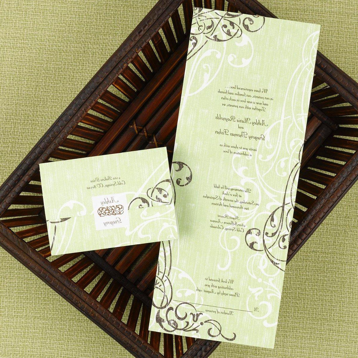 Invitations by Dawn Theme