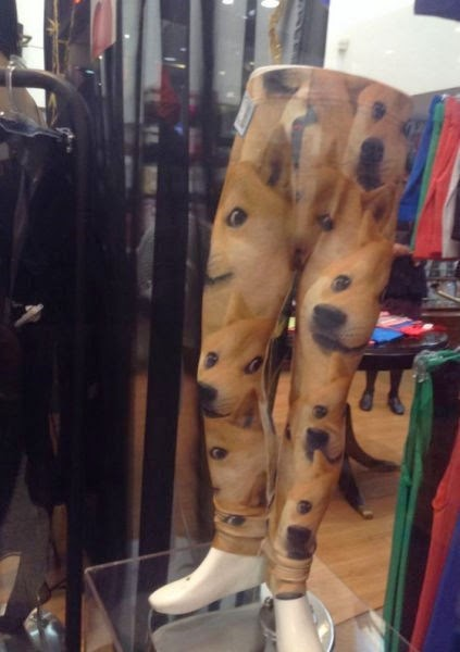 Such style, much fashion