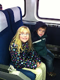 On the Amtrak going to Chicago 01142012