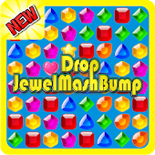 Drop Jewel Mash Bump APK Descargar