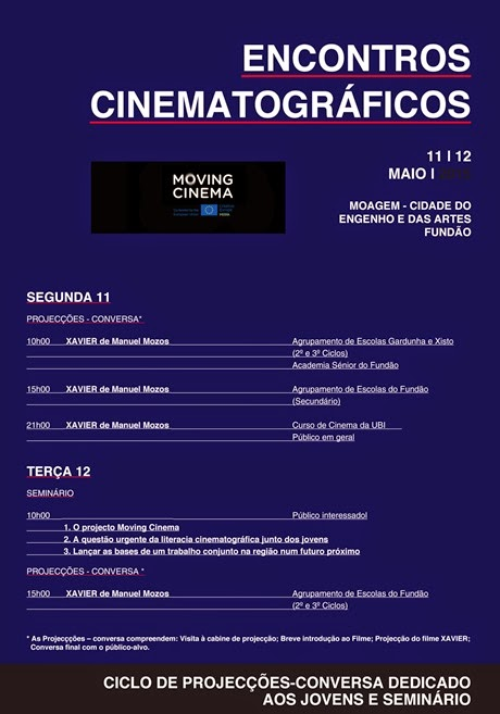 Programa Moving Cinema d