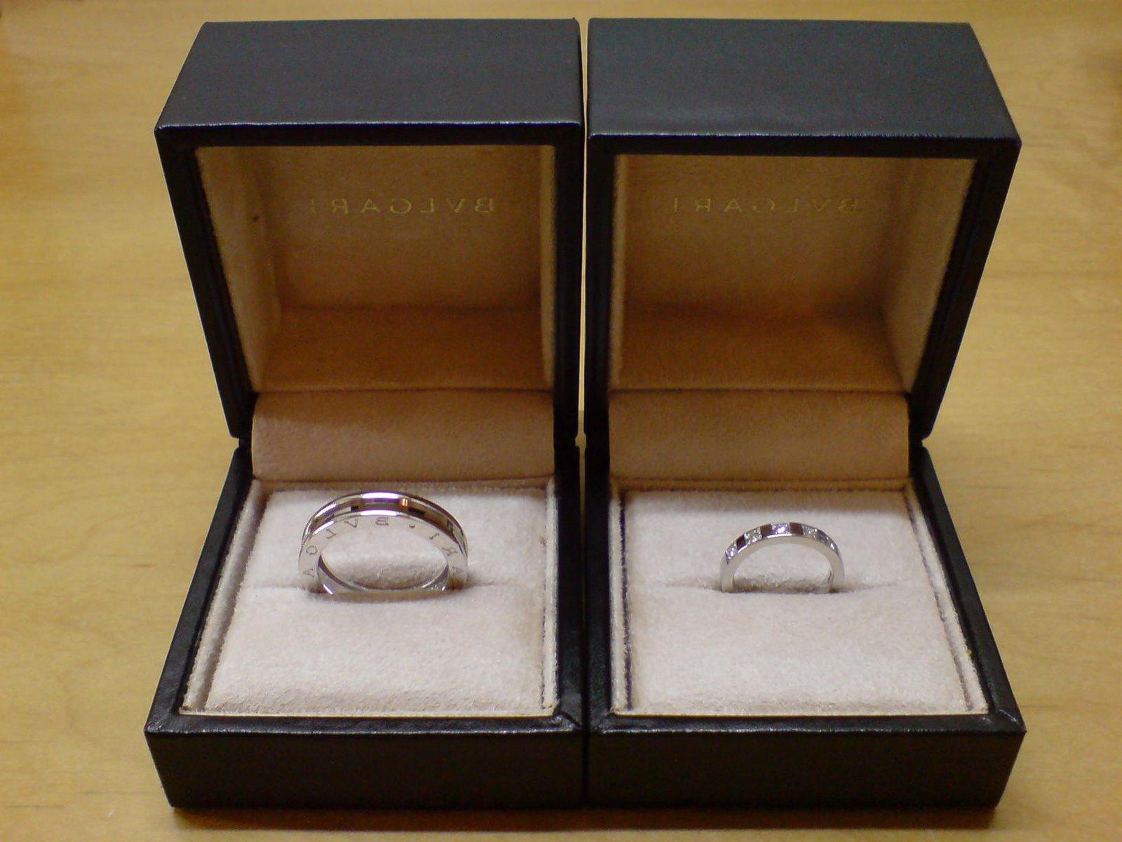Bvlgari Wedding Ring