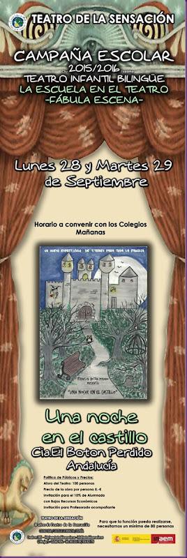 CAMPAÑA ESC-UNA NOCHE EN EL CASTILLO 1