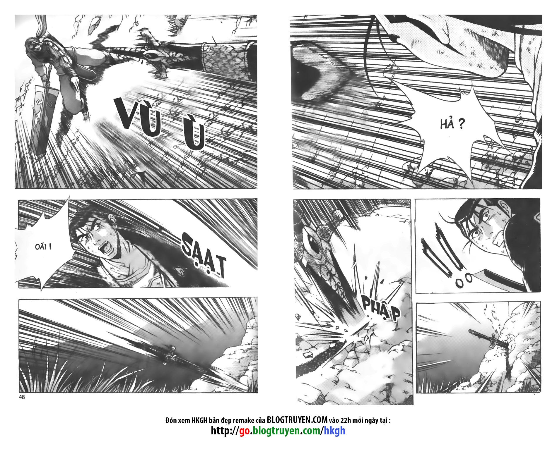 xem truyen moi - Hiệp Khách Giang Hồ Vol37 - Chap 251 - Remake