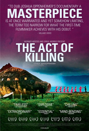 Act of Killing, The