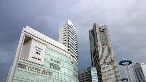 [写真]本日の桜木町は曇り