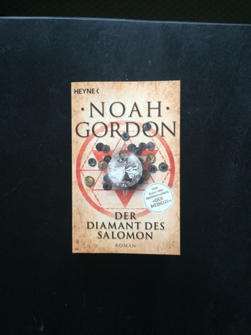 Rezension 'Der Diamant des Salomon'