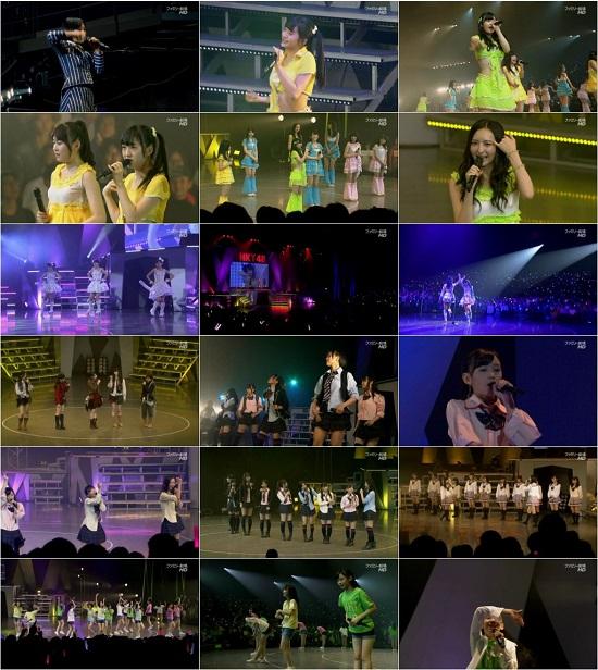 (TV-Variety)(1080i) AKB48グループ 冬だ!ライブだ!ごった煮だ!~遠征出来なかった君たちへ~HKT48ひまわり組公演 150614
