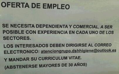 empleo y formaci n provincia de c diz oferta de empleo