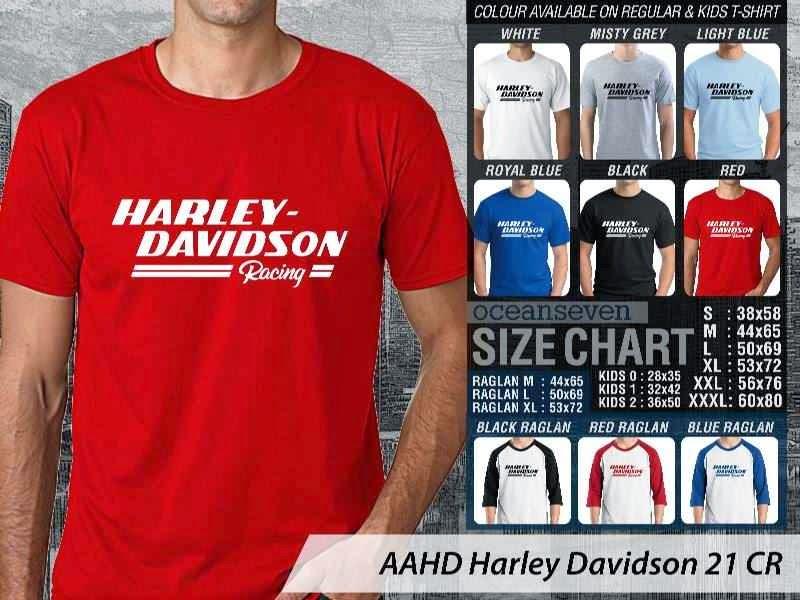 jual kaos harley davidson Motor 21