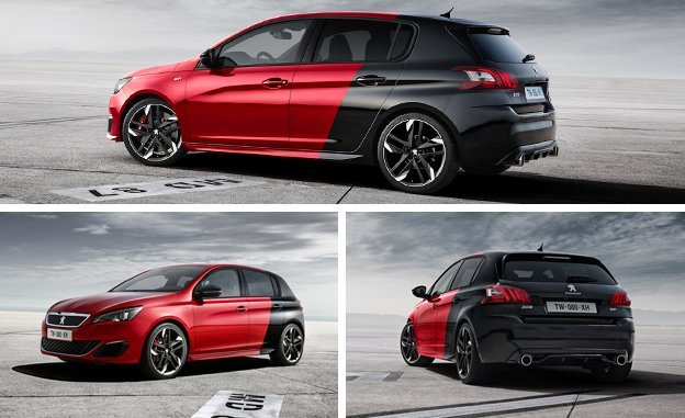 2016 Peugeot 308 GTi 270 Review Car Price Concept