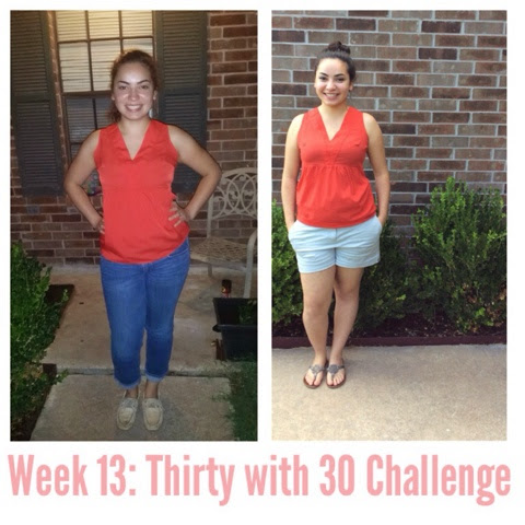 30x30 Week 13