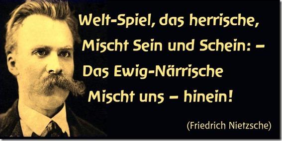 DE_G_Nietzsche_ewig_naerrisches