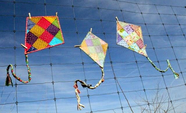 Patchwork Kites